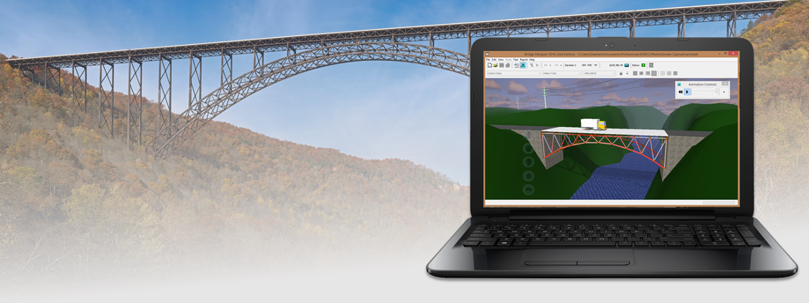 The Bridge Designer Website For The Bridge Designer A Free Educational Software Package